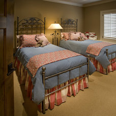 Traditional Kids by Bruce Kading Interior Design