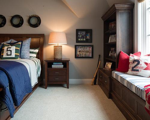 Dark Wood Bedroom Furniture  Houzz