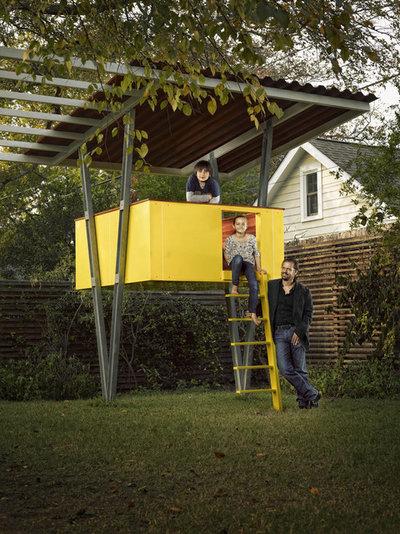 Modern Kids by Baldridge Architects