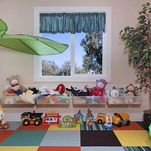 Kids' room - contemporary kids' room idea in Salt Lake City