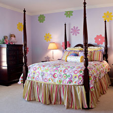 Traditional Kids by Leslie Williams Interior Design