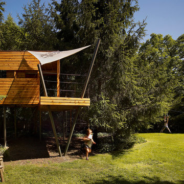 For Fun: A Tree House