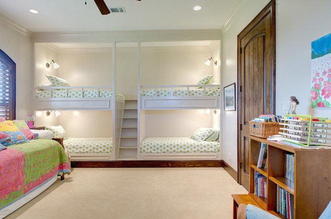 Traditional Kids by Ellis Custom Homes LLC
