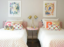 Perfect  Big Ideas on a Budget for a Toddler us Fun Fresh Bedroom