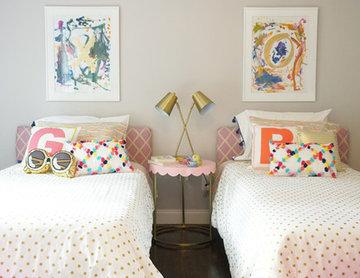 Fresh Kid - Toddler Girls Bedroom