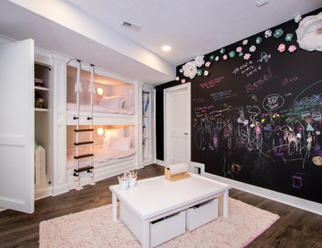 Fun Family Basement Renovation