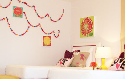 Crown Your Rooms With Charming Garland