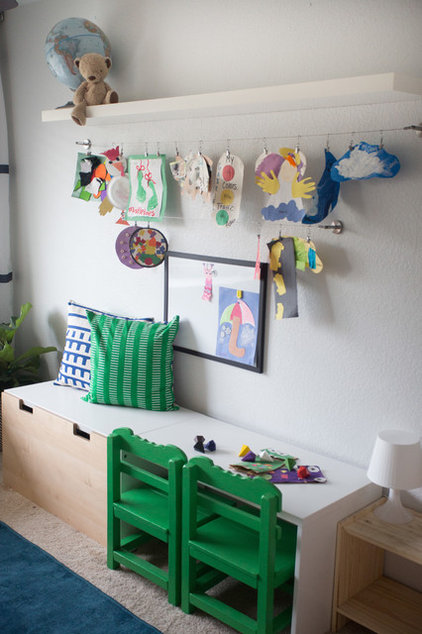 Eclectic Kids by mollieQUINN Rad Rooms for Baby & Kids