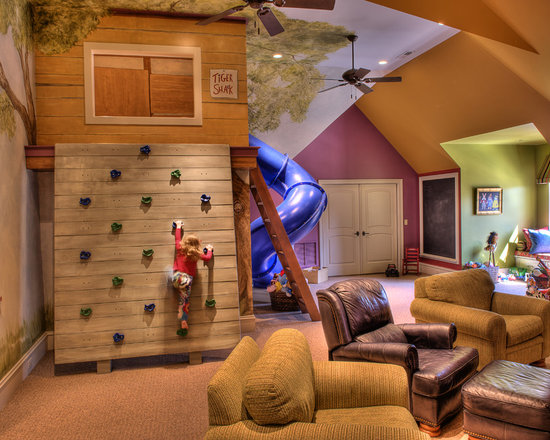 Kids Treehouse Inside inside kids treehouse | houzz