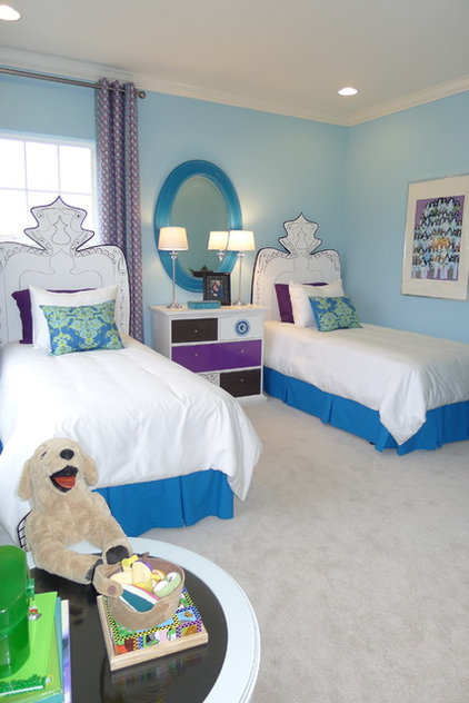 Modern Kids by Carlyn And Company Interiors + Design