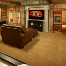 Traditional Kids by Joe Carrick Design - Custom Home Design