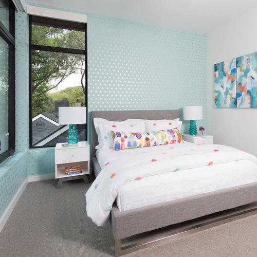 Chambre d 39 ado moderne de luxe photos et id es d co de for Moquette chambre ado