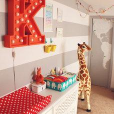 Contemporary Kids by HowJoyful Design Studio