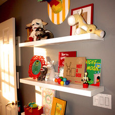 Eclectic Kids Gender Neutral Nursery