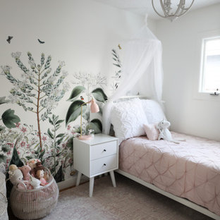 75 Beautiful Wallpaper Kids Room Pictures Ideas February 2021 Houzz