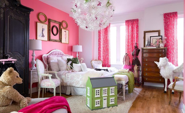 Shabby-chic Style Kids by Brandon Barré Architectural Interior Photographer