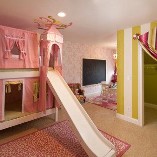 Girl's Fantasy Bunk Bed