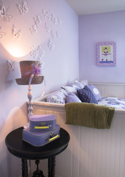 Eclectic Kids by Fanny Zigdon Interiors