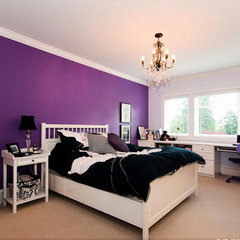 contemporary kids Girl's Purple Paradise