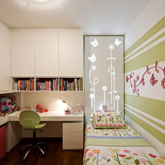 contemporary kids by Eduarda Correa Arquitetura & Interiores