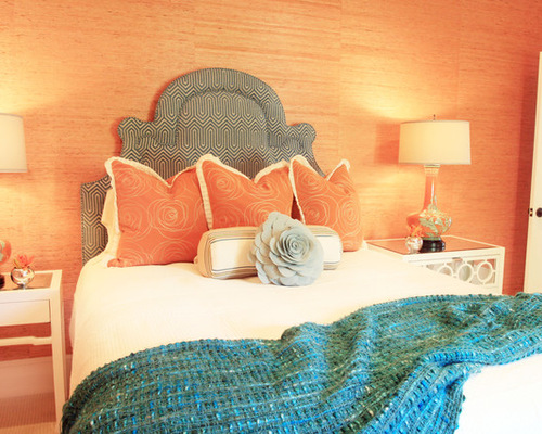 orange room decor | my web value