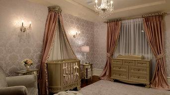 Girl's rooms & Nurseries