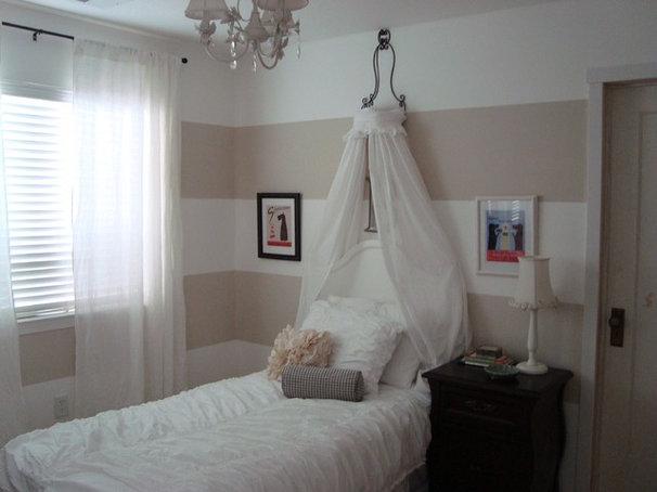 Eclectic Kids Girlie Bedroom