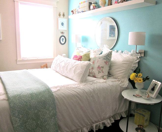 Eclectic Kids Girls Bedroom