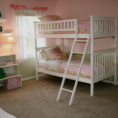 traditional kids Girls Bedroom