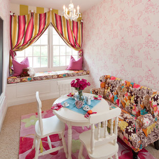 Girls Playroom Nook