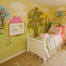 Traditional Kids by Anita Roll Murals