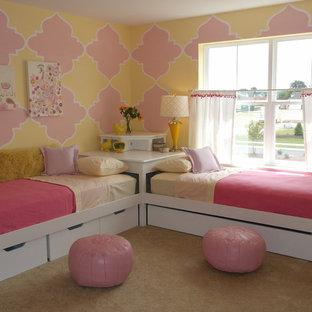 Неиссякаемый источник вдохновения для домашнего уюта: детская в стиле модернизм