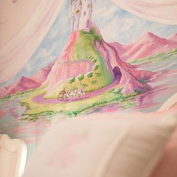 Girls' Wallpaper in Windermere