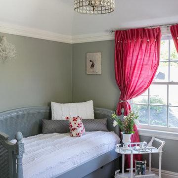 Glamorous girl's room