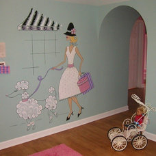 Traditional Kids by Distinctively You Interiors, Inc.