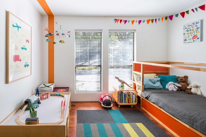 Midcentury Kids by RisherMartin Fine Homes
