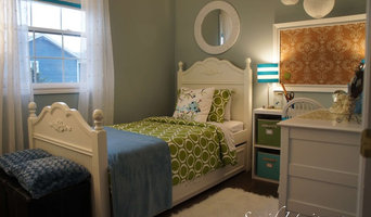 Going Blue and Green- Girls Room