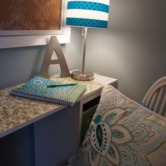 eclectic kids by Seaside Interiors