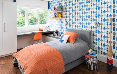 5 Ways Wallpaper Can Personalize a Child's Room