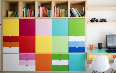 How Color Can Help You Stay Organized