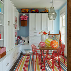 Contemporary Kids by Martha O'Hara Interiors