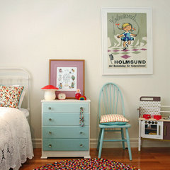 eclectic kids by Hide & Sleep Interior Design