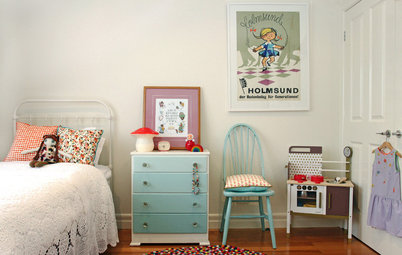 Retro Rewind: Cute and Quirky Vintage Ideas for Kids' Bedrooms