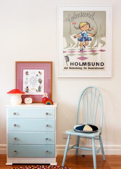 エクレクティック 子供部屋 by Hide & Sleep Interior Design