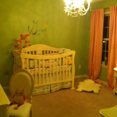 traditional kids Gracie's nursery