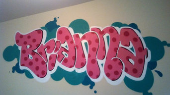 Graffiti Bedrooms