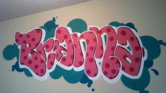 Graffiti Bedrooms