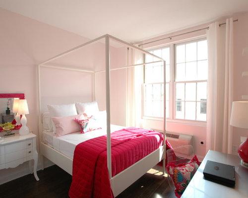 pink blue rooms   houzz