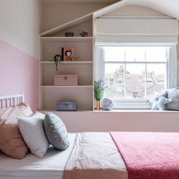 Greenwich Girl's Bedroom