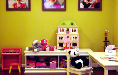 Organizing Get Organized: 5 Ways To Keep Toys Tidy